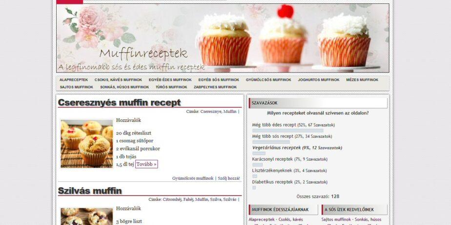 muffinreceptek
